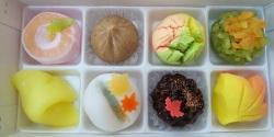 福住さんの和菓子